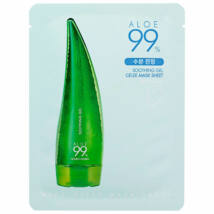 Holika Holika Aloe 99% Soothing Gel Jelly fátyolmaszk