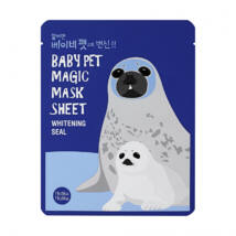 Holika Holika Baby Pet Magic Mask Sheet - A fóka