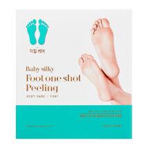Baby Silky Foot One Shot Peeling hámlasztó lábmaszk