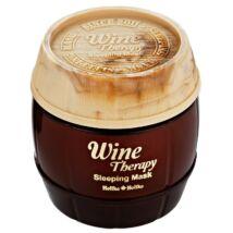 Holika Holika Wine Therapy Sleeping Mask - Red Wine
