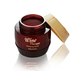 Holika Holika Wine Therapy Sleeping Mask - Red Wine