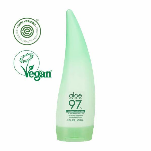 Holika Holika Aloe intenzív hidratáló lotion