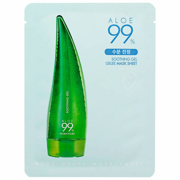 Holika Holika Aloe Soothing Gel Jelly Mask Sheet