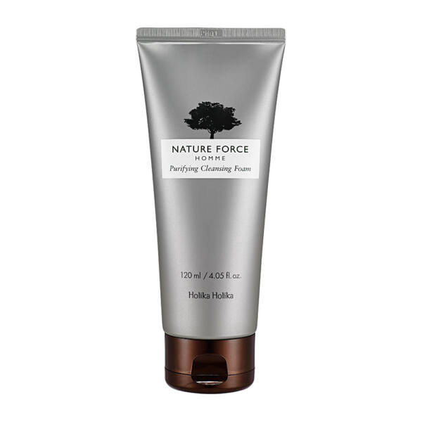 Holika Holika Nature Force Homme Purifying arclemosó férfiaknak