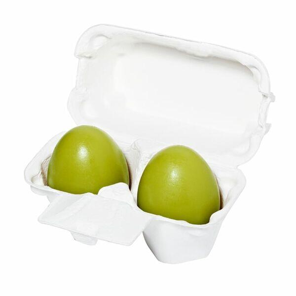Holika Holika Smooth Egg zöld teás szappan