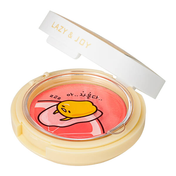 Gudetama Jelly Dough Blusher CR01 Grapefruit Jelly