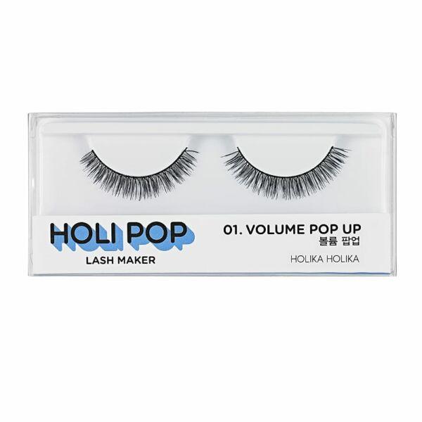 Holika Holika Holi Pop Lash Maker 01 Volume Pop Up műszempilla