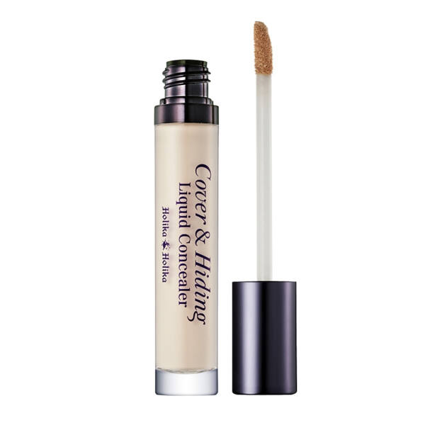 Holika Holika Cover & Hiding Liquid korrektor 02 Natural beige