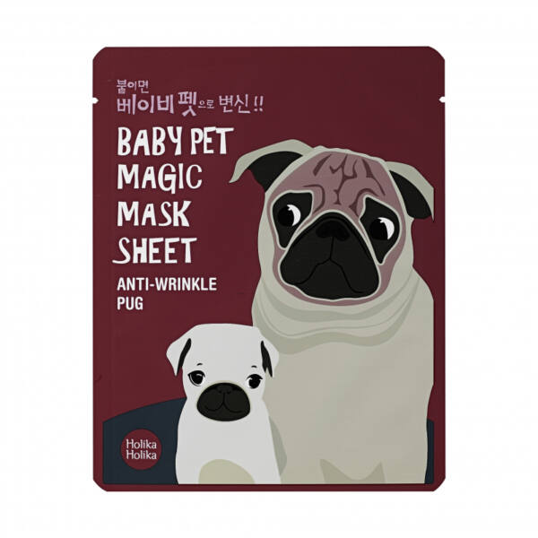 Baby Pet Magic Mask Sheet - mopsz