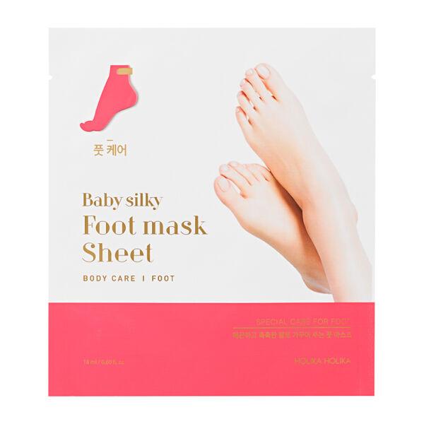 Holika Holika Baby Silky Foot lábmaszk
