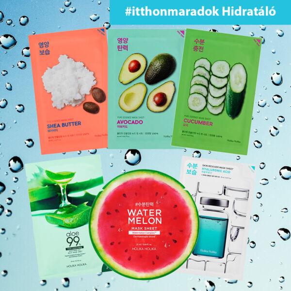 Holika Holika itthonmaradok hidratáló csomag