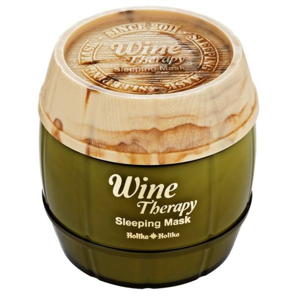Holika Holika Wine Therapy Sleeping Mask (White Wine)