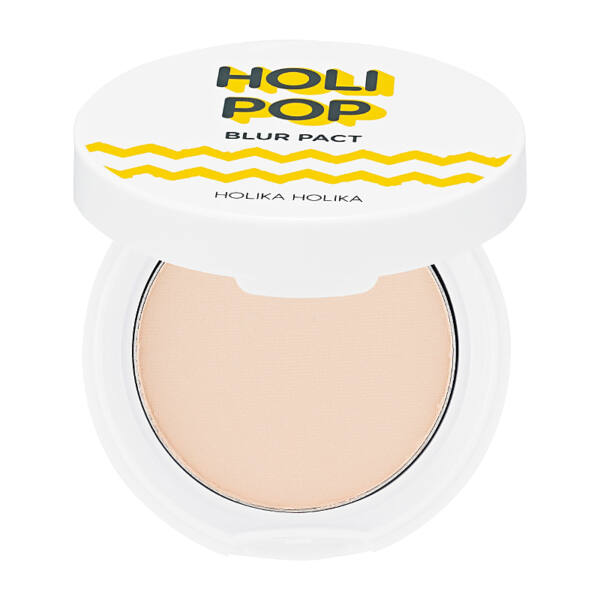 Holika Holika Holi Pop Blur Pact 01 Light Beige