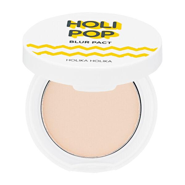 Holika Holika Holi Pop Blur Pact 02 Natural Beige