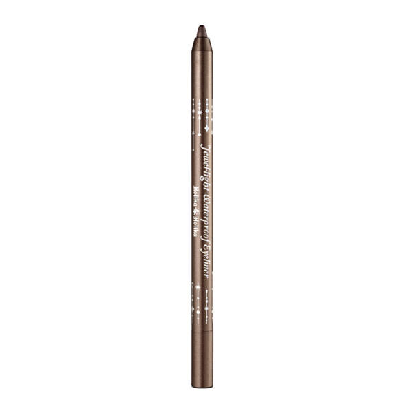 Holika Holika  Jewel-Light Waterproof Eyeliner 10 Chocolate CitrineJewel-Light Waterproof Eyeliner 11 Light Brown Amber