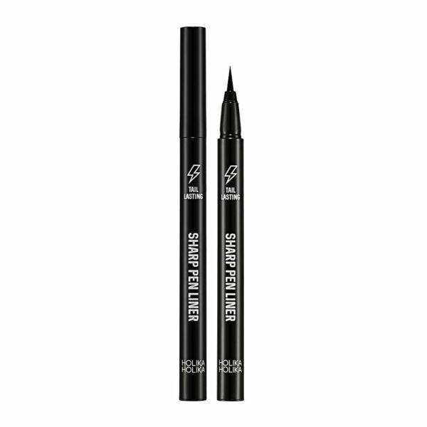 Holika Holika Tail Lasting Sharp Pen Liner 01 Ink Black