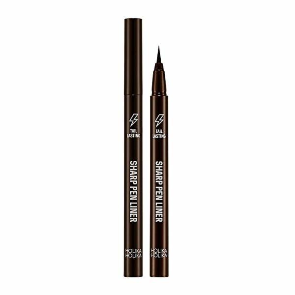 Holika Holika Tail Lasting Sharp Pen Liner 02 Ink Brown