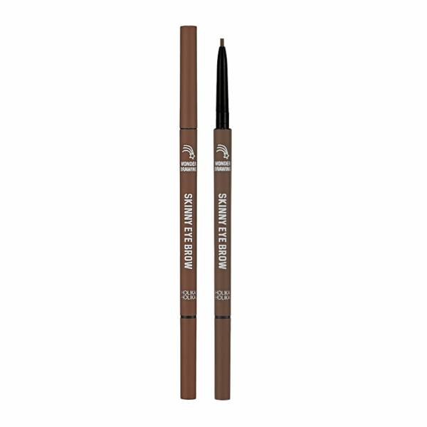 Holika Holika Wonder Drawing Skinny Eyebrow 06 choco brown