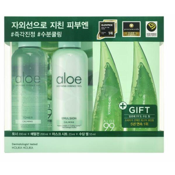 Holika Holika Aloe hidratáló csomag